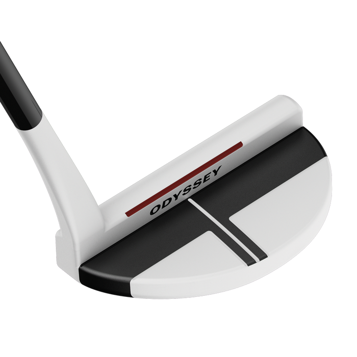 Odyssey O-Works #9 White/Black/White Putter