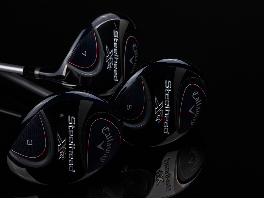 Callaway Steelhead XR Fairway Heads
