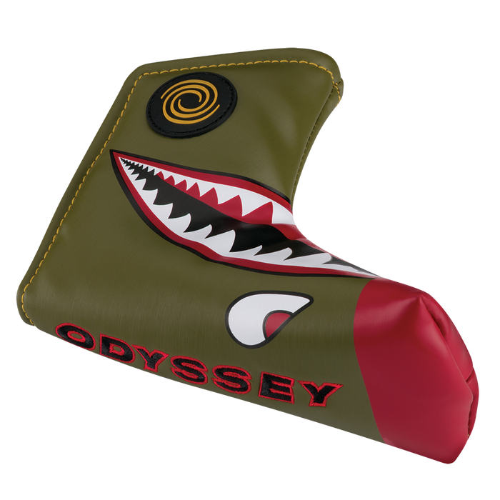 Odyssey Fighter Plane Blade Headcover