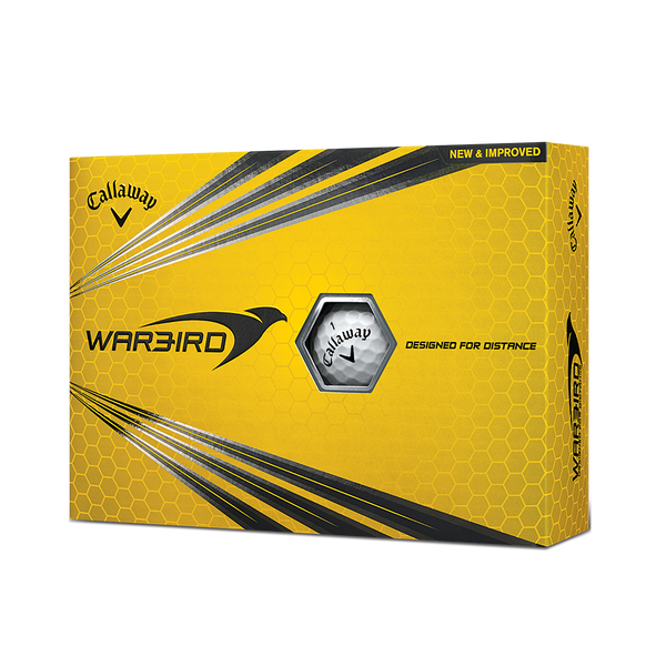 Warbird Golf Balls Technology Item