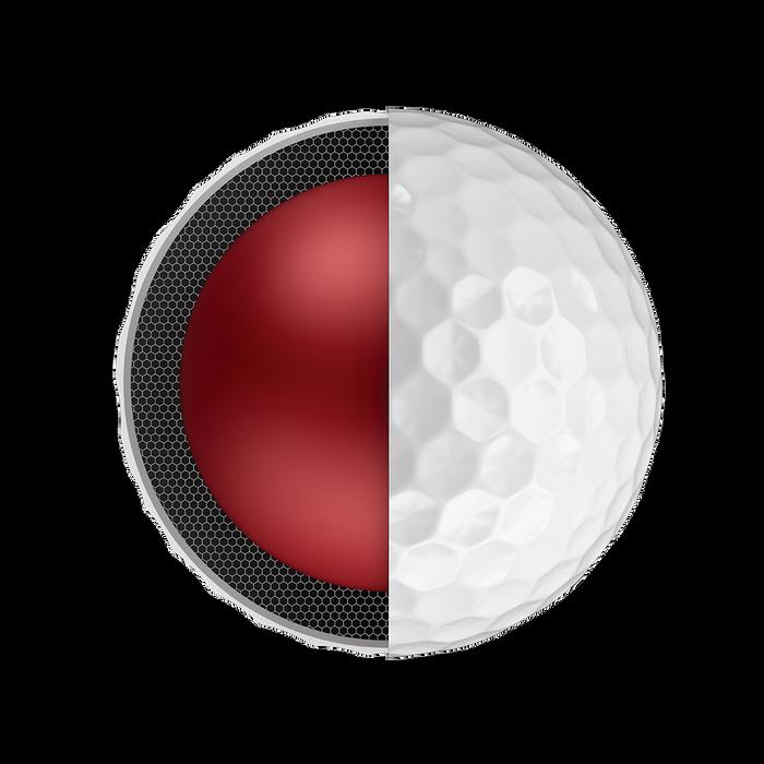 Der neue Chrome-Soft-Golfball