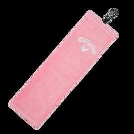 Tri-Fold Handtuch