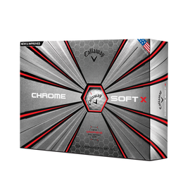 Der neue Chrome-Soft-X-Golfball