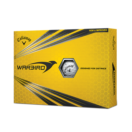 Warbird Golf Balls - Personalised