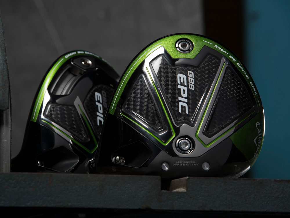 Callaway GBB Epic Women's Driver Heads