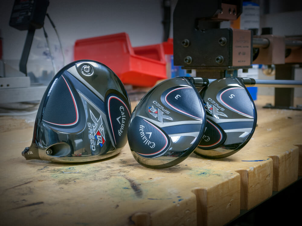 Callaway XR Speed Fairway Woods 2018