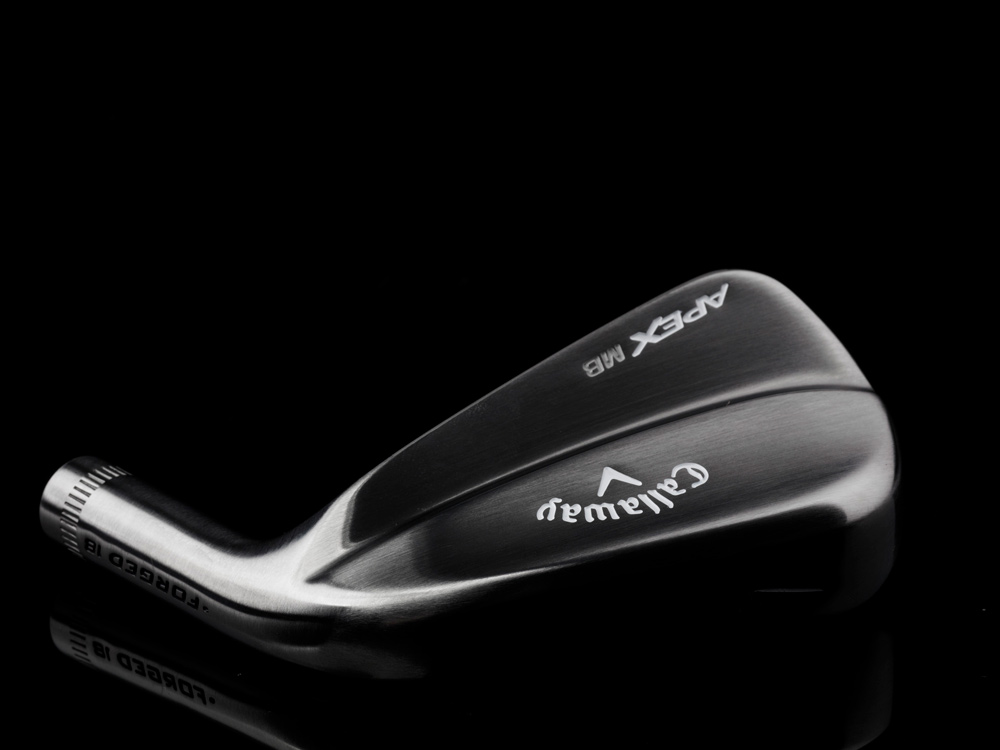 2018 Apex MB Oil Finish Irons